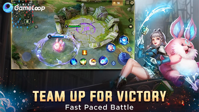 Play arena of valor on PC with GameLoop