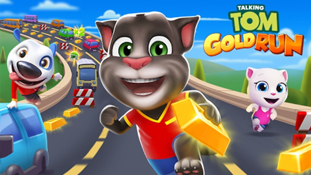 Download My Talking Tom on PC with GameLoop